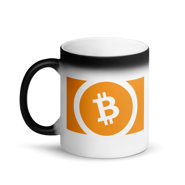 Bitcoin Cash Magic Mug   - zeroconfs