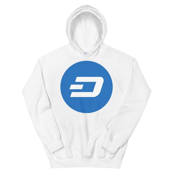 Dash Hooded Sweatshirt White S - zeroconfs