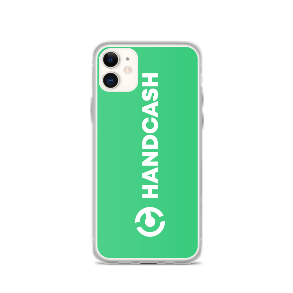 HandCash Official Licensed iPhone Case iPhone 11  - zeroconfs