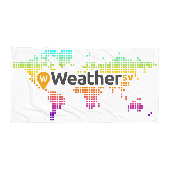 Weather SV Beach Towel Default Title  - zeroconfs