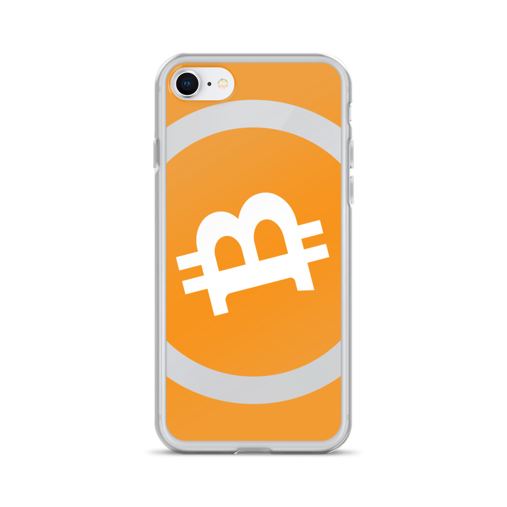Bitcoin Cash iPhone Case iPhone 7/8  - zeroconfs