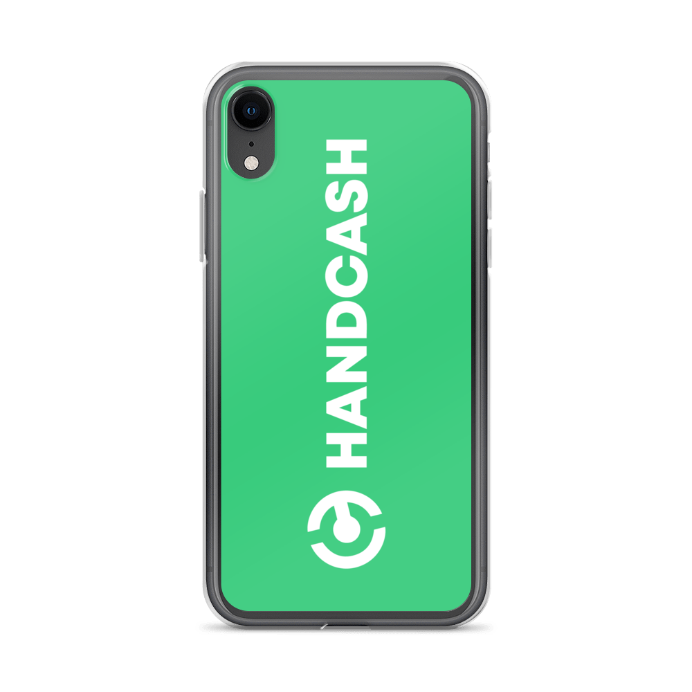 HandCash Official Licensed iPhone Case iPhone XR  - zeroconfs