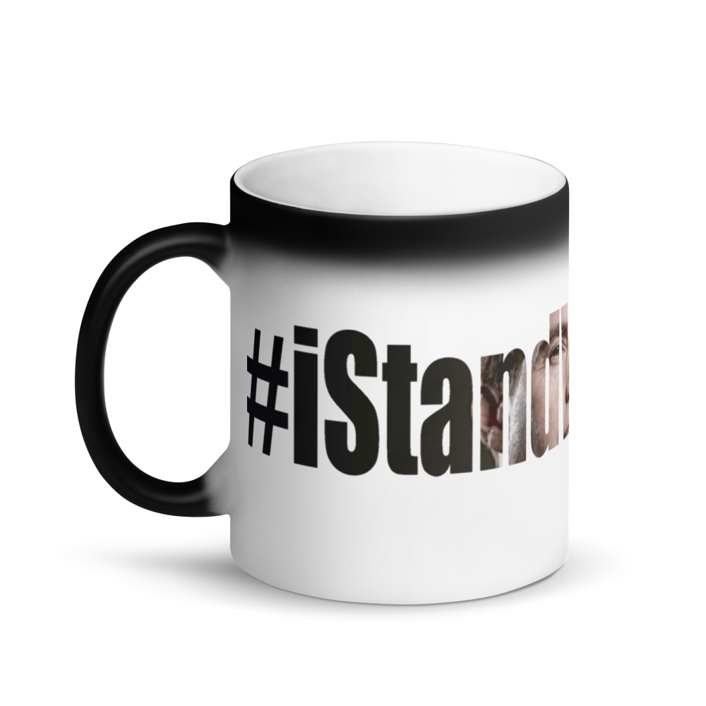 #IStandWithCraig Bitcoin SV Magic Mug   - zeroconfs