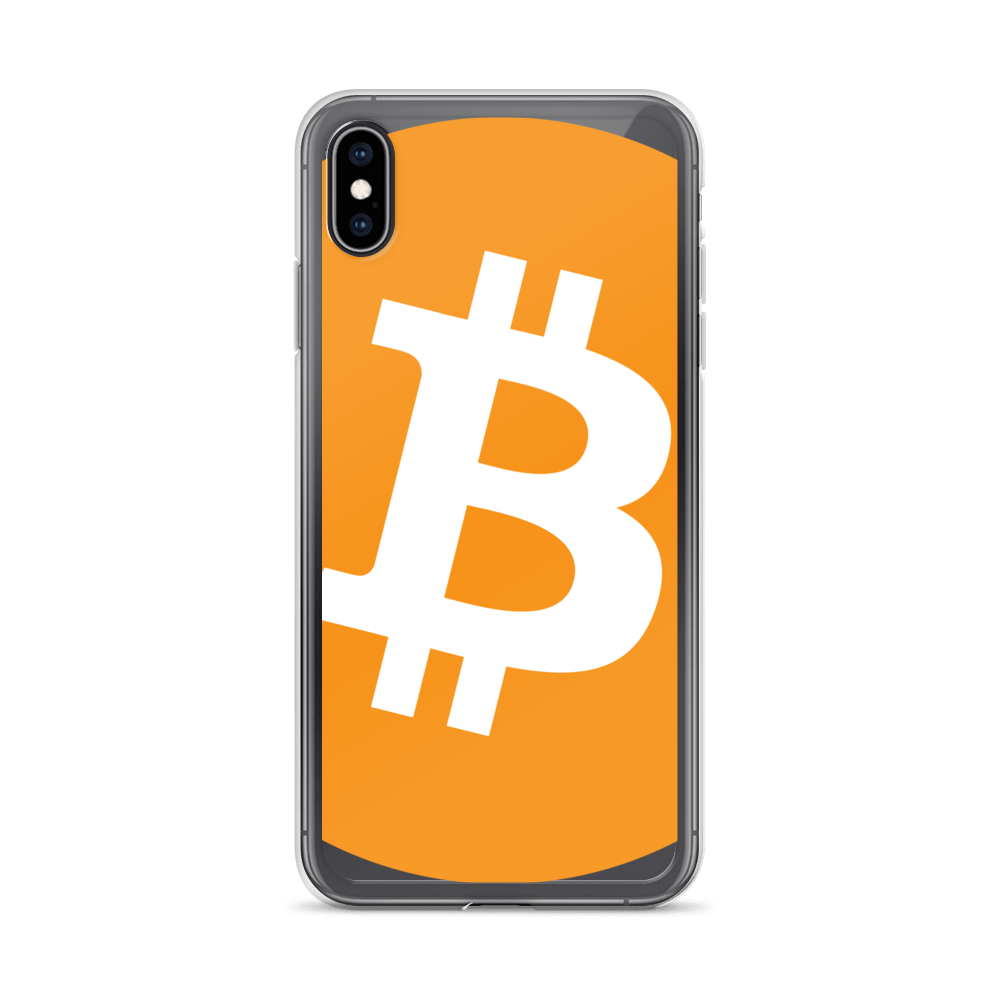 Bitcoin Core iPhone Case iPhone XS Max  - zeroconfs