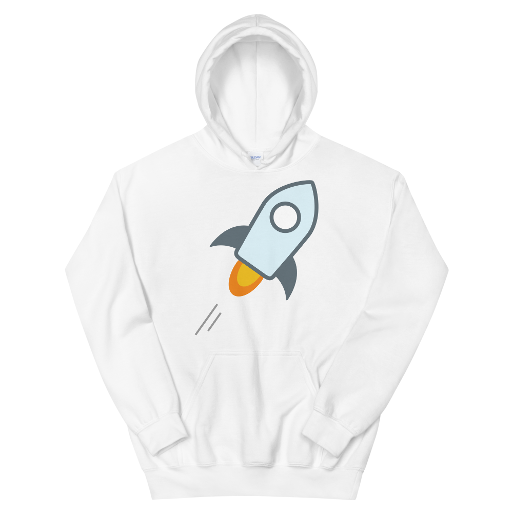 Stellar Women's Hooded Sweatshirt White S - zeroconfs