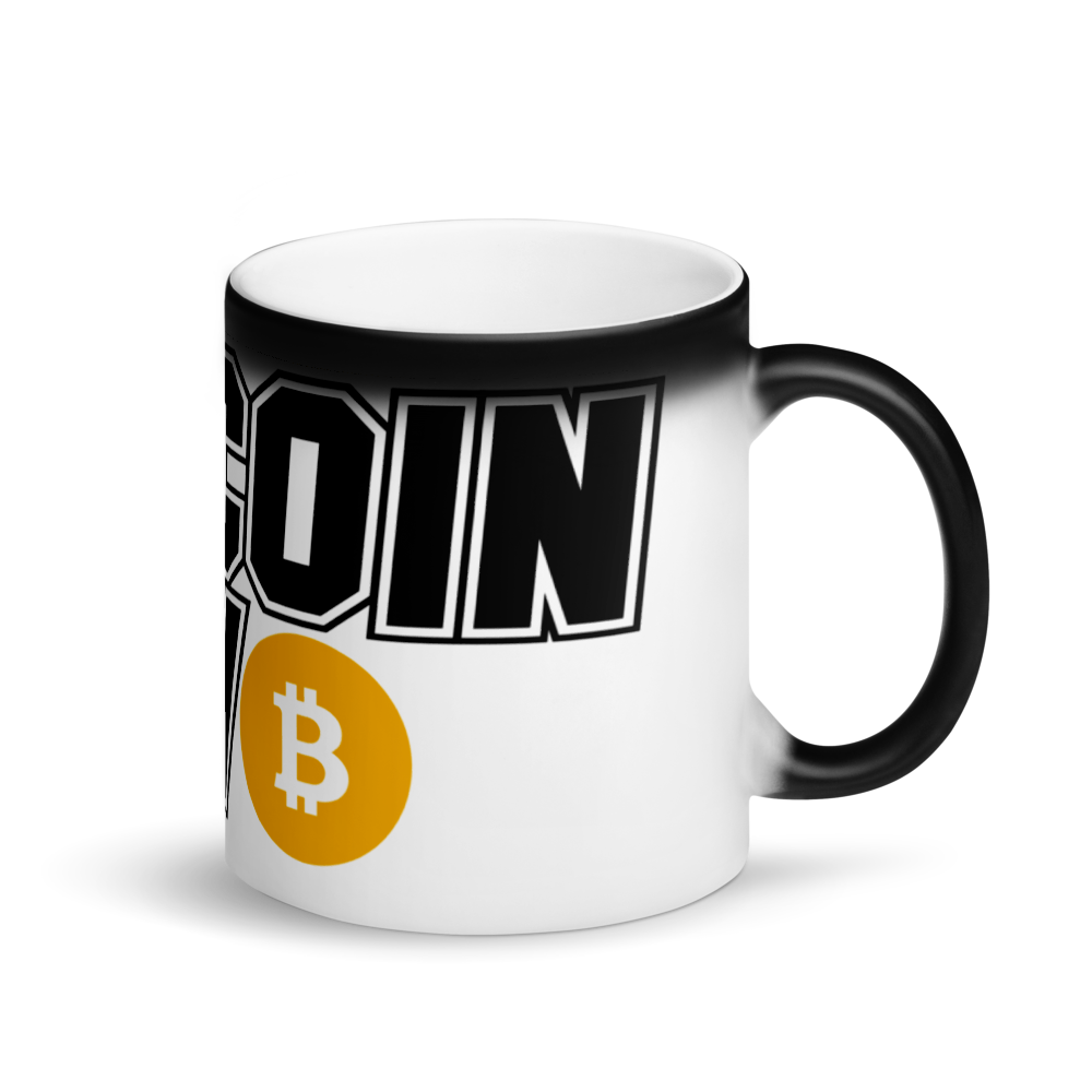 Bitcoin SV Sports Magic Mug Default Title  - zeroconfs