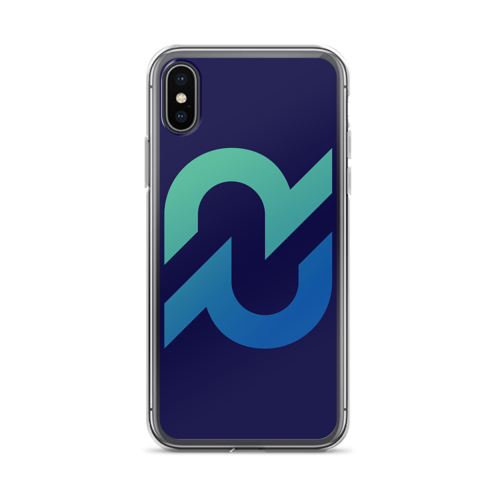 Decred iPhone Case iPhone X/XS  - zeroconfs