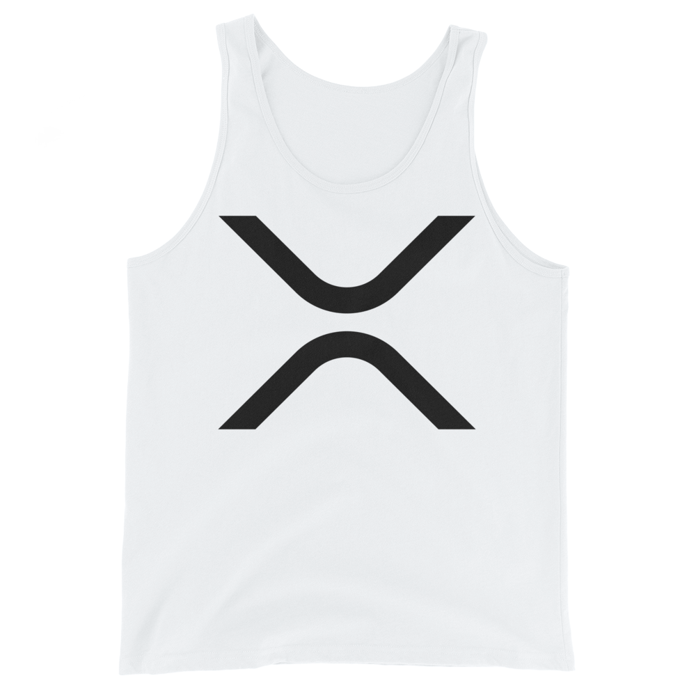 Ripple Tank Top White XS - zeroconfs