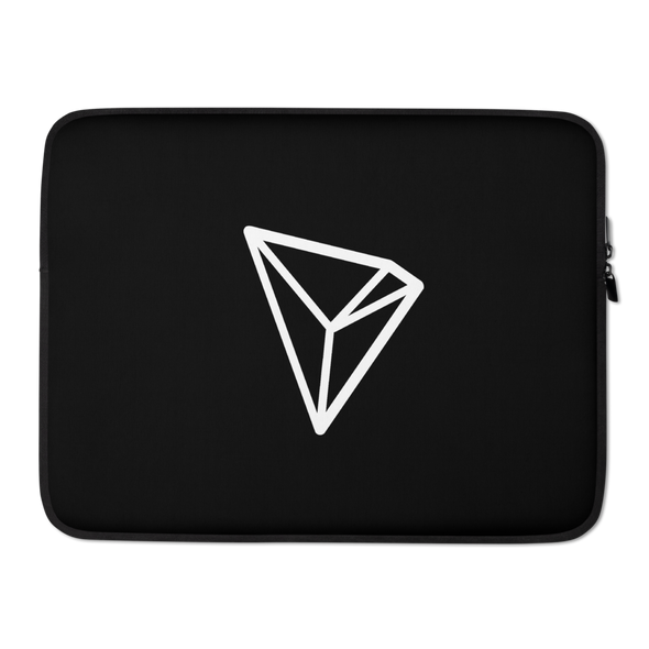Tron Laptop Sleeve 15 in  - zeroconfs
