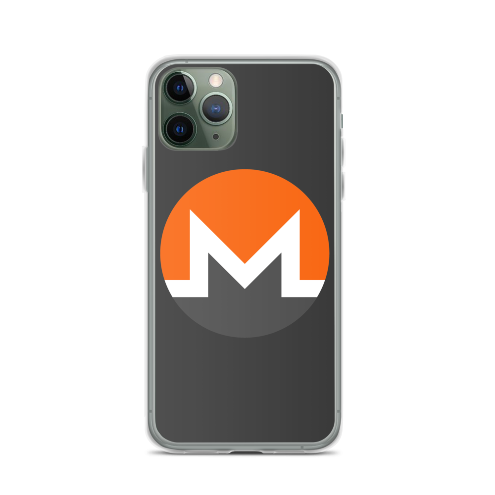 Monero iPhone Case iPhone 11 Pro  - zeroconfs