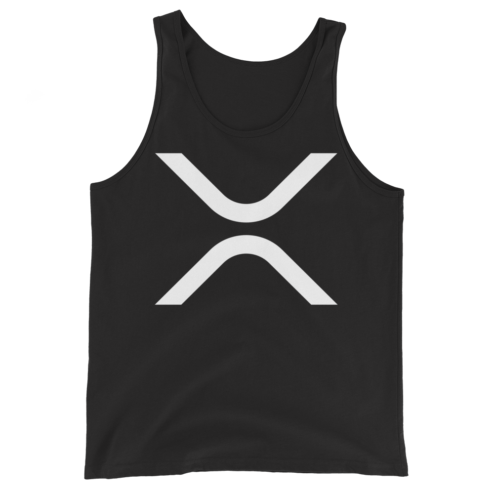Ripple Tank Top Black XS - zeroconfs
