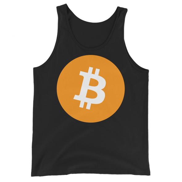Bitcoin Core Tank Top Black XS - zeroconfs