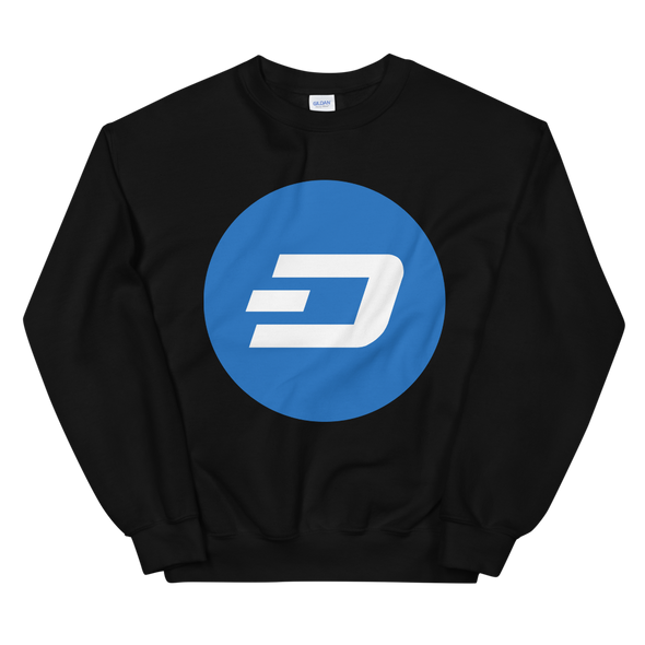 Dash Sweatshirt Black S - zeroconfs
