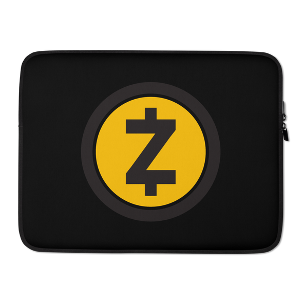 Zcash Laptop Sleeve 15 in  - zeroconfs