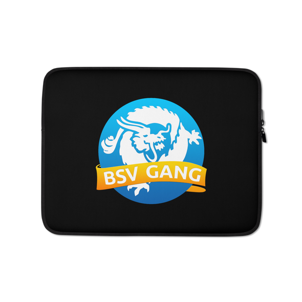 Bitcoin SV Gang Laptop Sleeve 13 in  - zeroconfs