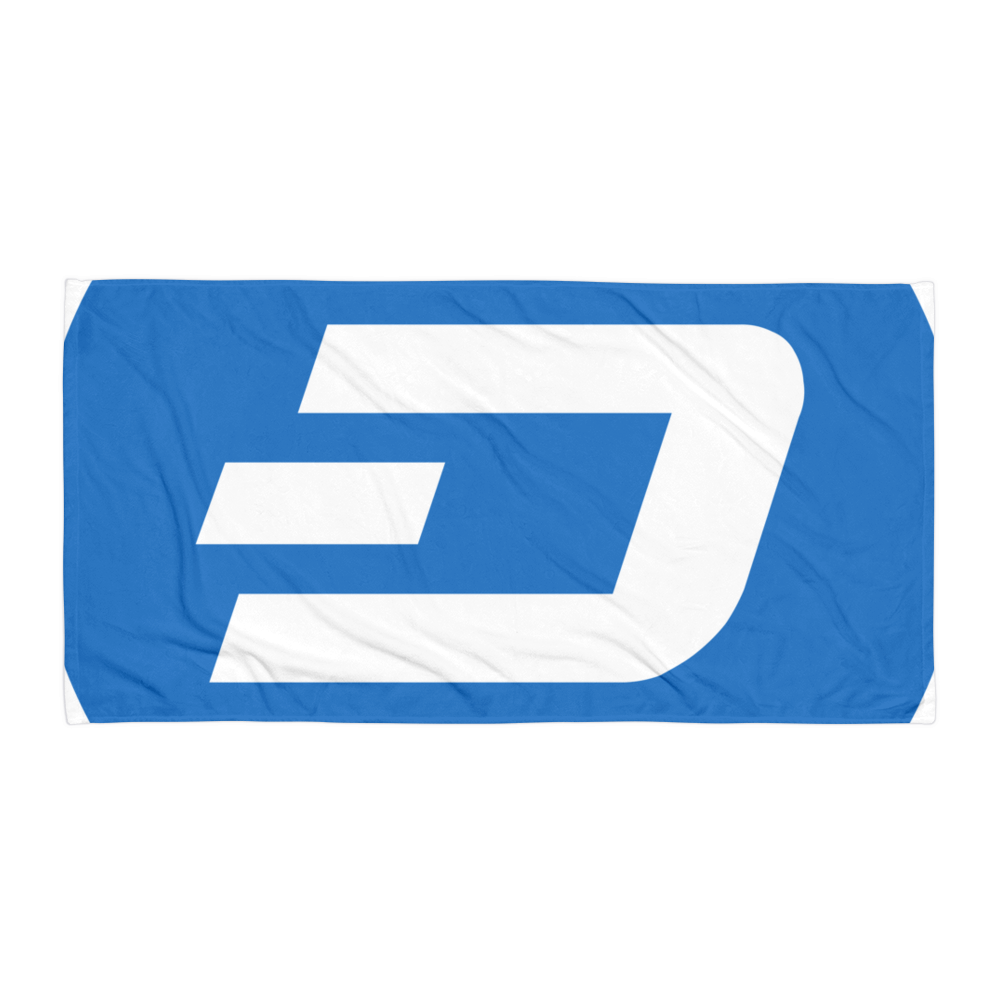 Dash Beach Towel Default Title  - zeroconfs