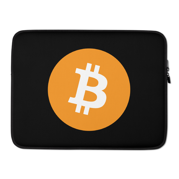 Bitcoin Core Laptop Sleeve 15 in  - zeroconfs