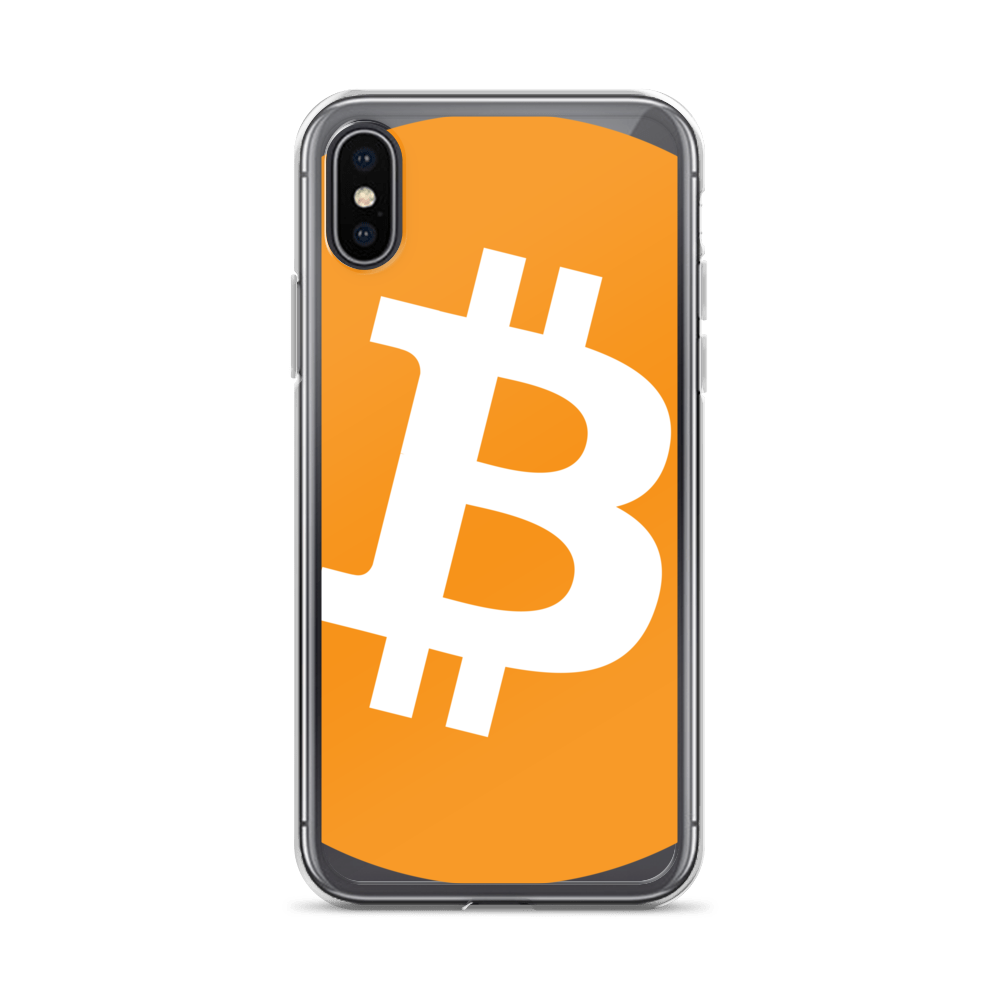 Bitcoin Core iPhone Case iPhone X/XS  - zeroconfs