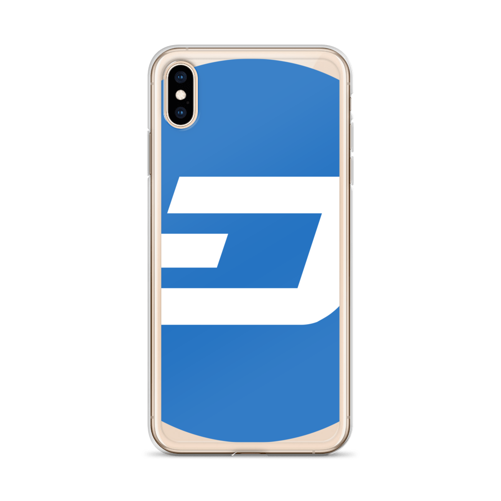 Dash iPhone Case   - zeroconfs