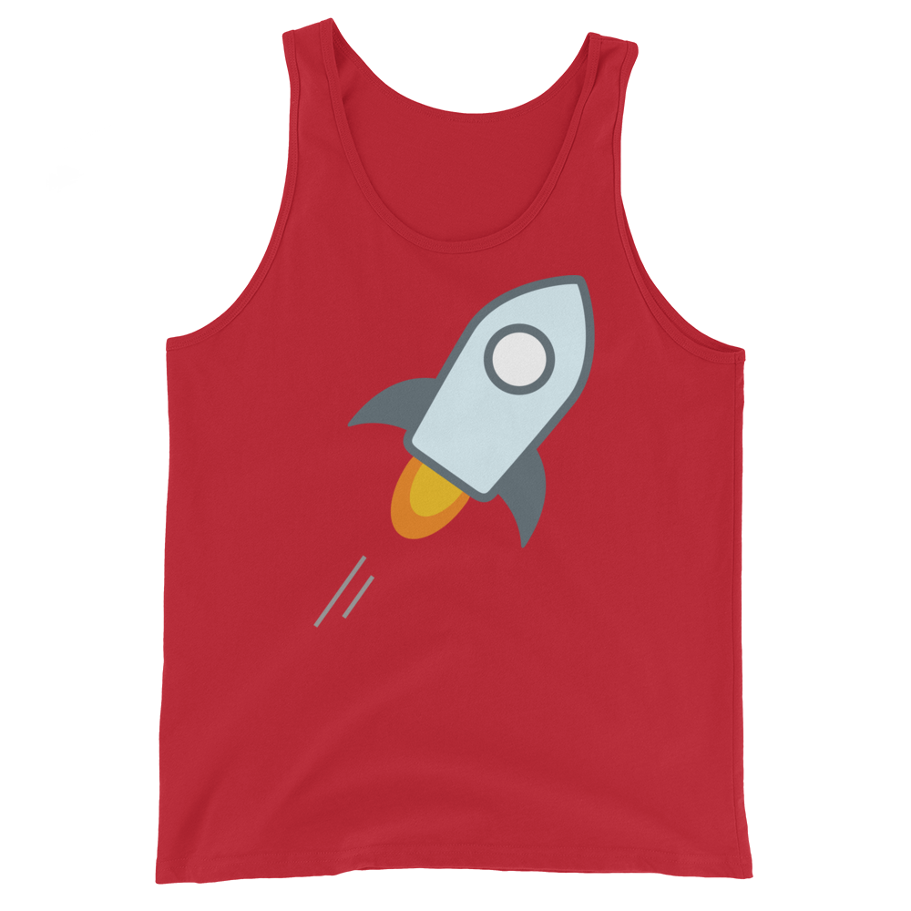 Stellar Tank Top Red XS - zeroconfs
