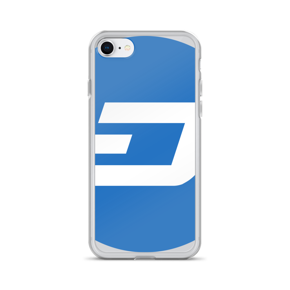 Dash iPhone Case iPhone 7/8  - zeroconfs