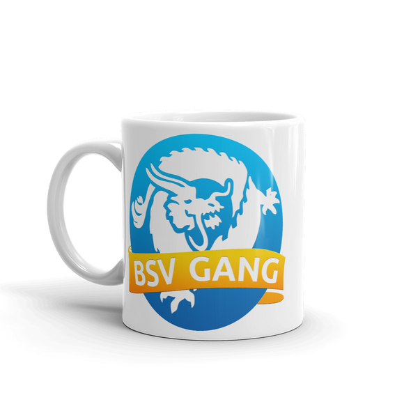 Bitcoin SV Gang Coffee Mug   - zeroconfs