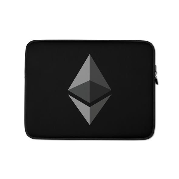 Ethereum Laptop Sleeve 13 in  - zeroconfs