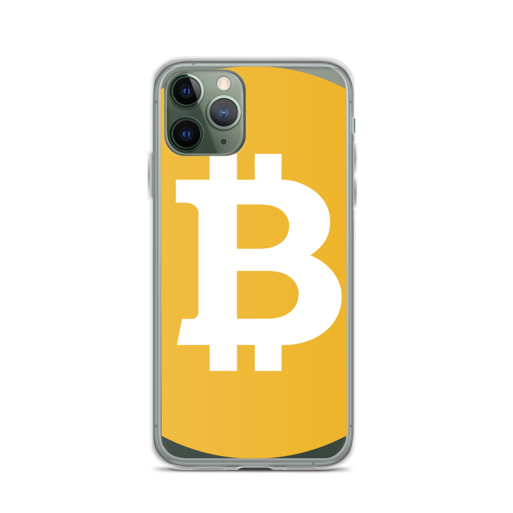 Bitcoin SV Logo iPhone Case iPhone 11 Pro  - zeroconfs