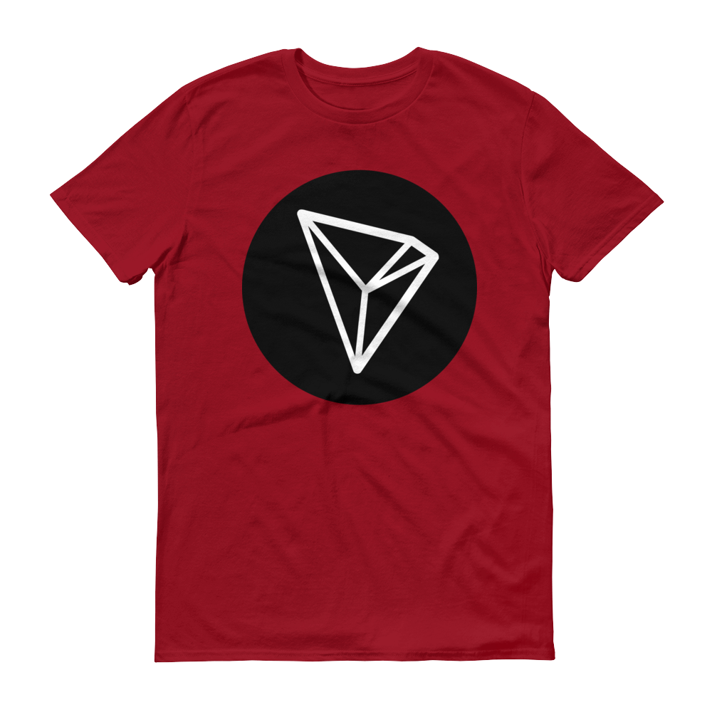 Tron Short-Sleeve T-Shirt Independence Red S - zeroconfs