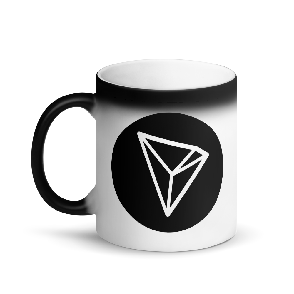 Tron Magic Mug   - zeroconfs