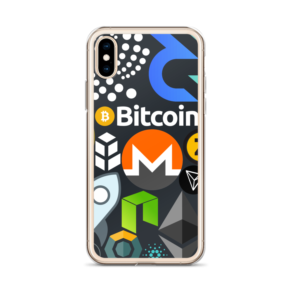 Crypto Calling iPhone Case   - zeroconfs