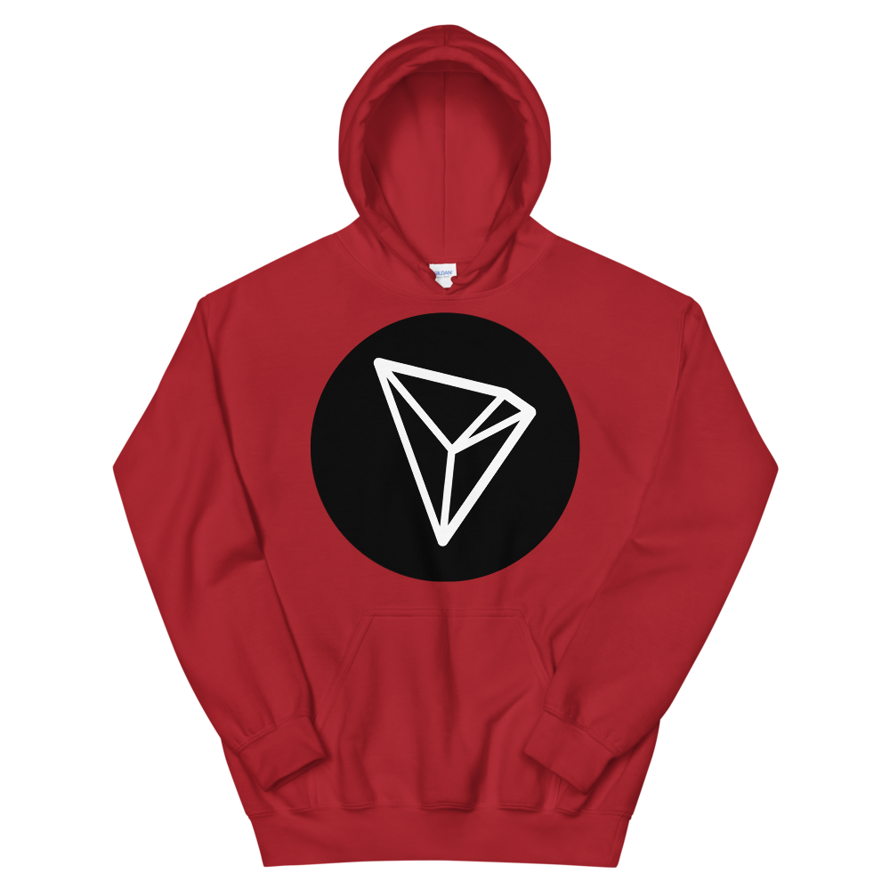 Tron Women's Hooded Sweatshirt Red S - zeroconfs