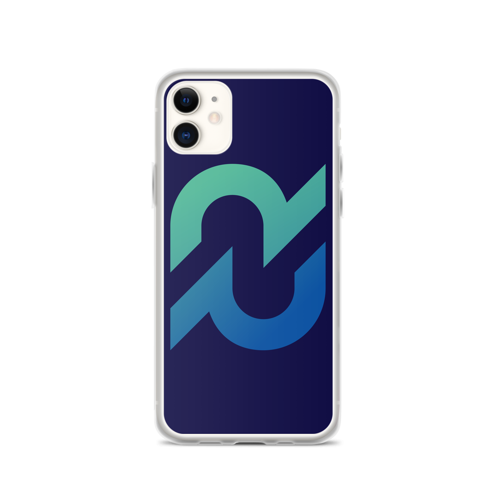 Decred iPhone Case iPhone 11  - zeroconfs