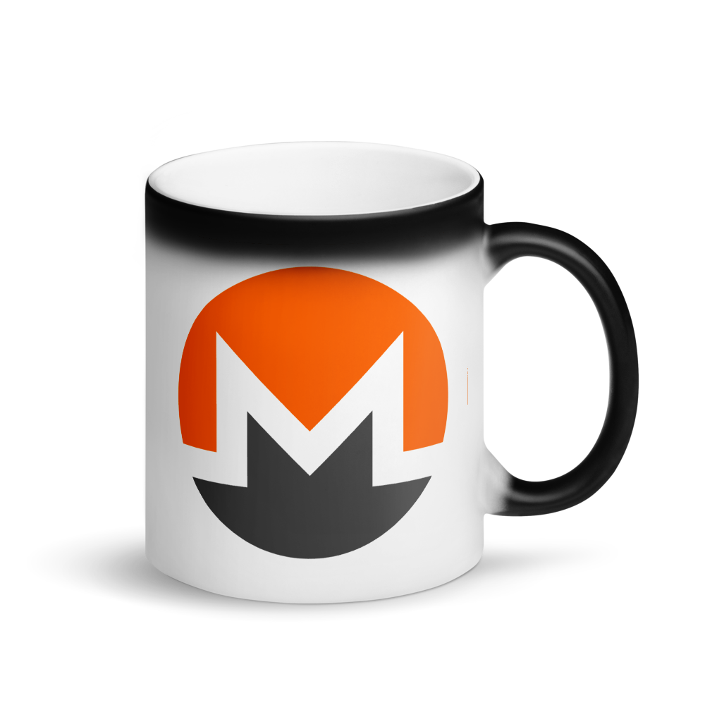 Monero Magic Mug Default Title  - zeroconfs
