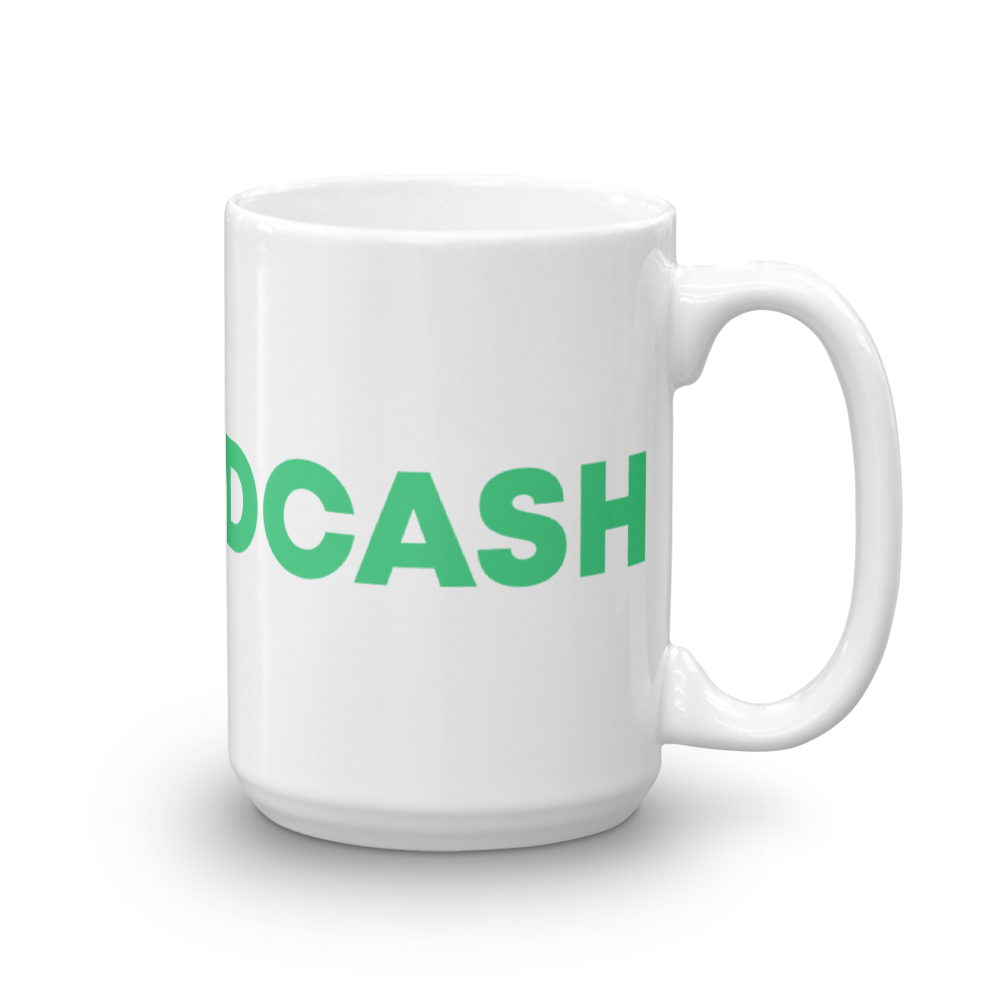 HandCash Official Licensed Mug 15oz  - zeroconfs