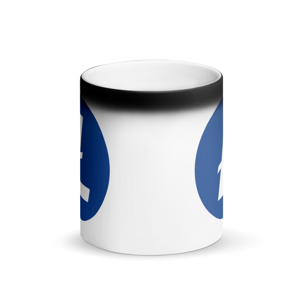 Litecoin Magic Mug   - zeroconfs