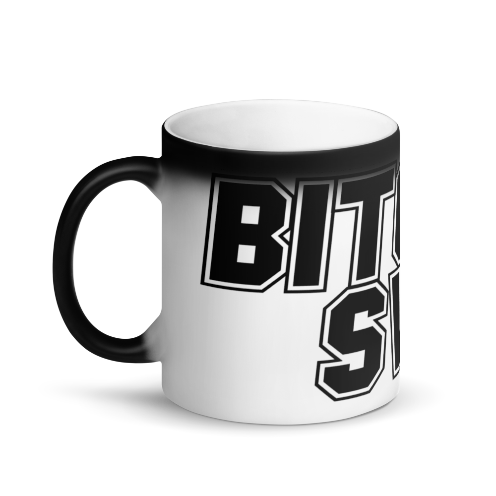 Bitcoin SV Sports Magic Mug   - zeroconfs