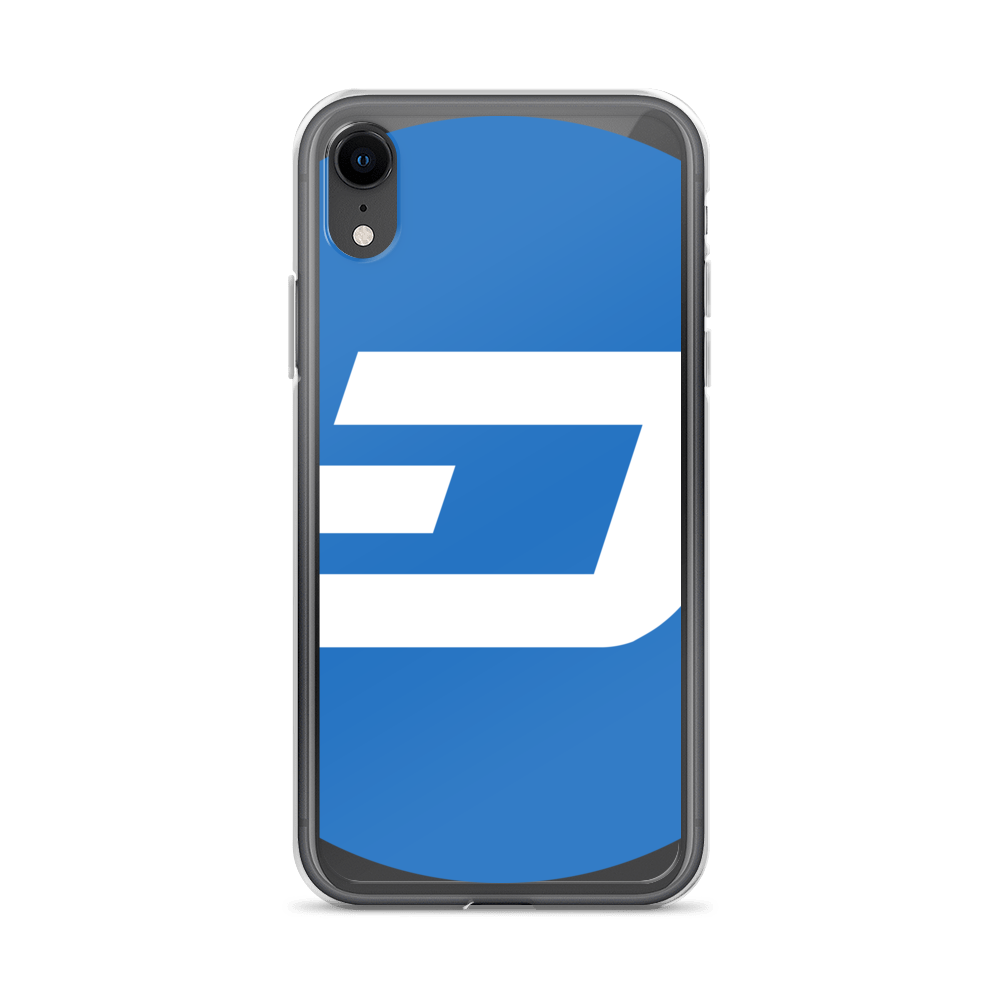 Dash iPhone Case iPhone XR  - zeroconfs
