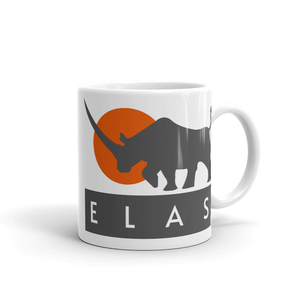 ELAS Digital Coffee Mug 11oz  - zeroconfs