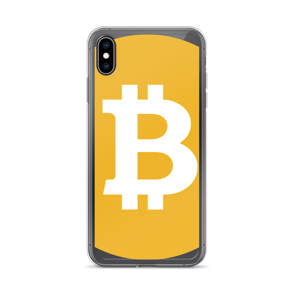 Bitcoin SV Logo iPhone Case iPhone XS Max  - zeroconfs