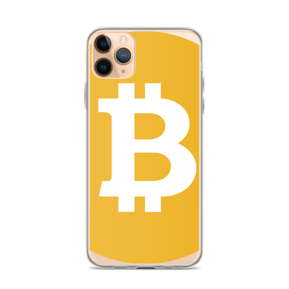 Bitcoin SV Logo iPhone Case iPhone 11 Pro Max  - zeroconfs