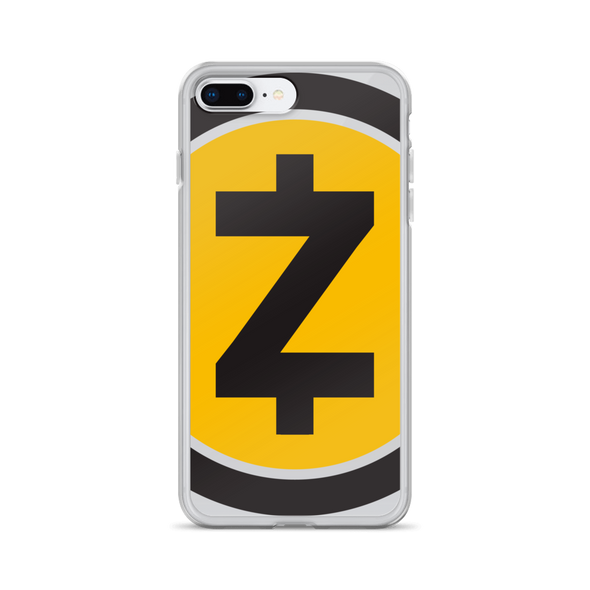 Zcash iPhone Case iPhone 7 Plus/8 Plus  - zeroconfs
