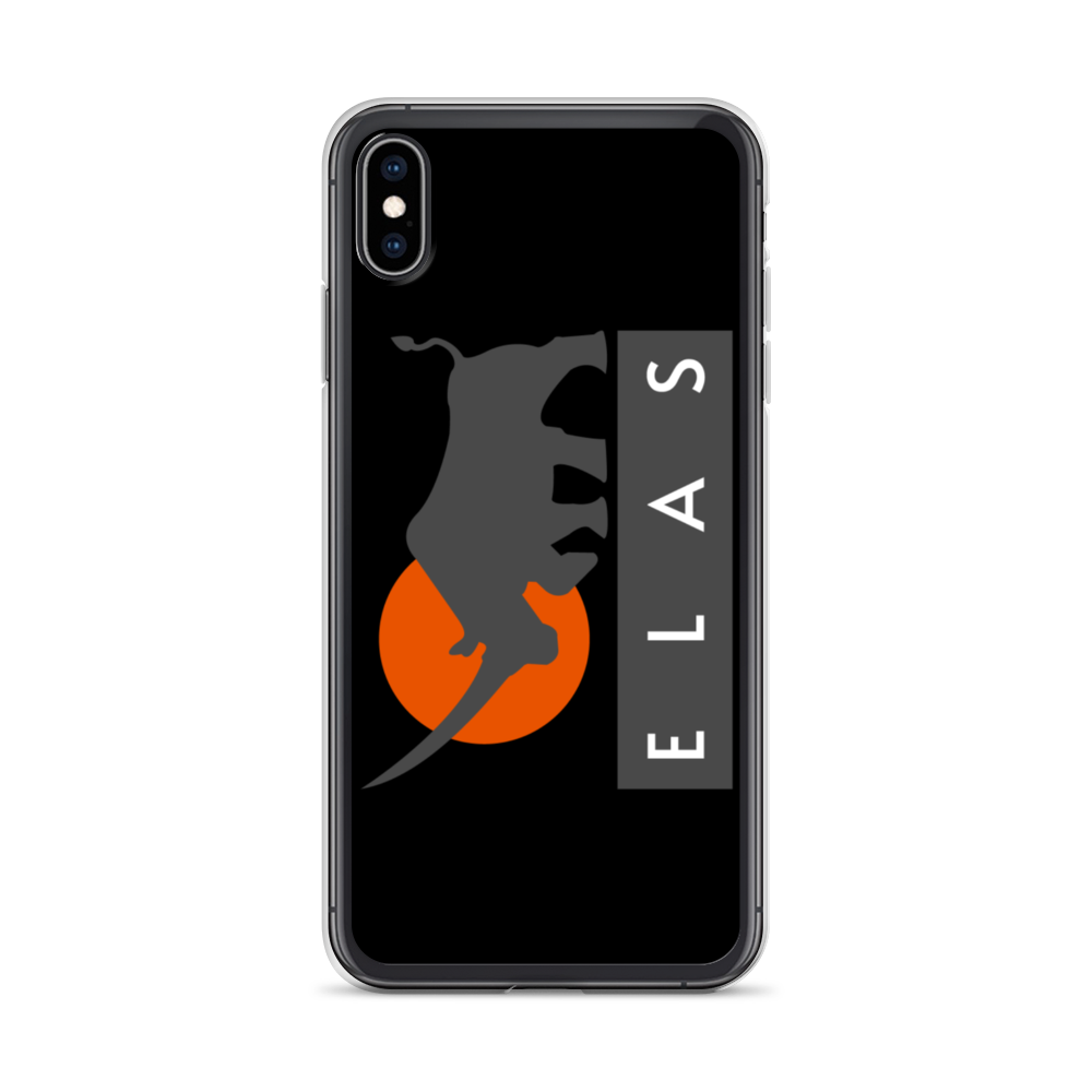 ELAS Digital iPhone Case iPhone XS Max  - zeroconfs
