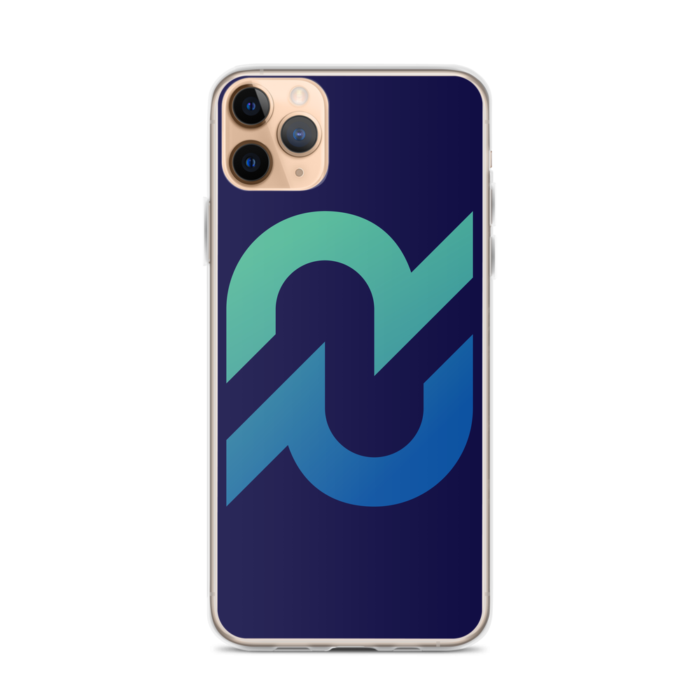 Decred iPhone Case iPhone 11 Pro Max  - zeroconfs