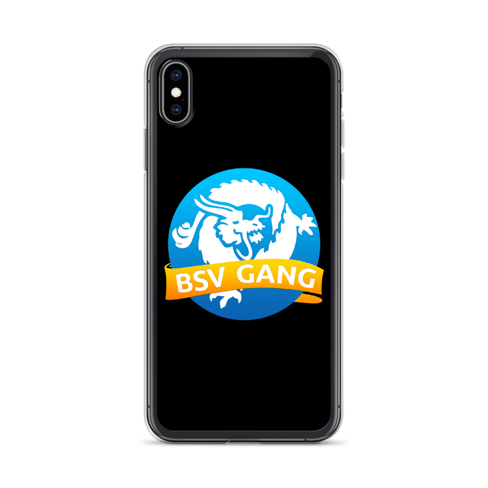 Bitcoin SV Gang iPhone Case iPhone XS Max  - zeroconfs