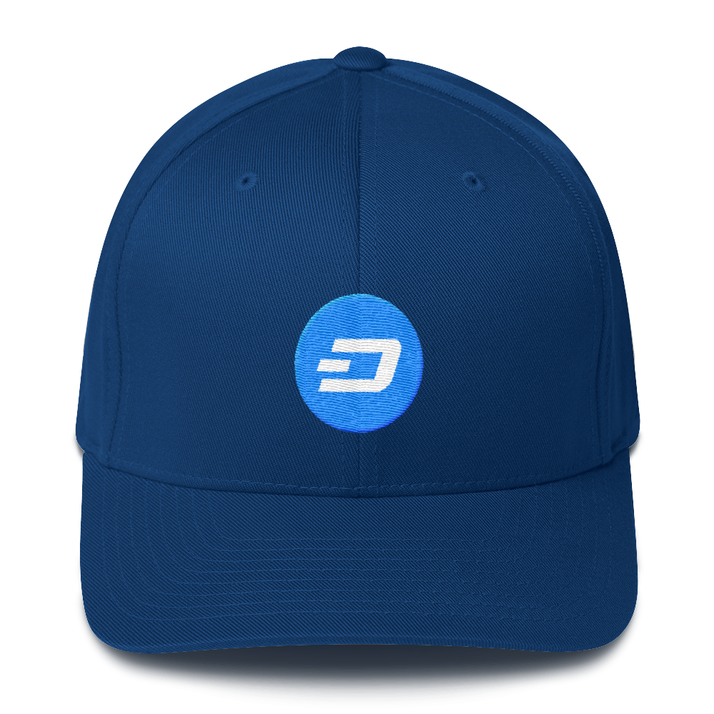 Dash Flexfit Cap Royal Blue S/M - zeroconfs