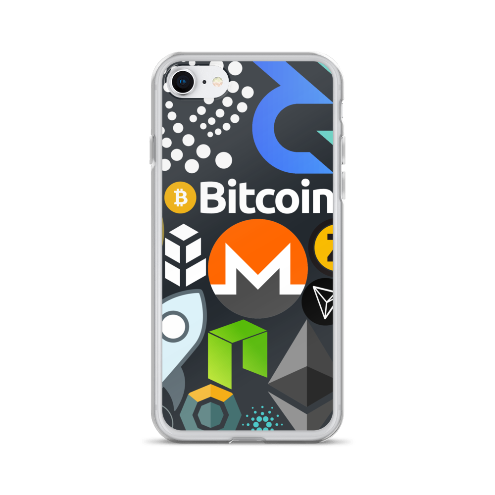 Crypto Calling iPhone Case iPhone 7/8  - zeroconfs