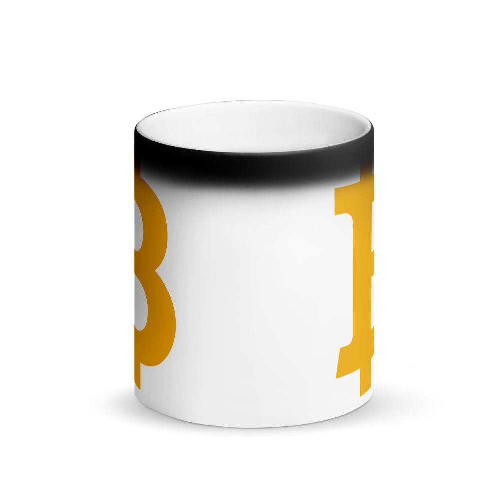 Bitcoin B Magic Mug   - zeroconfs