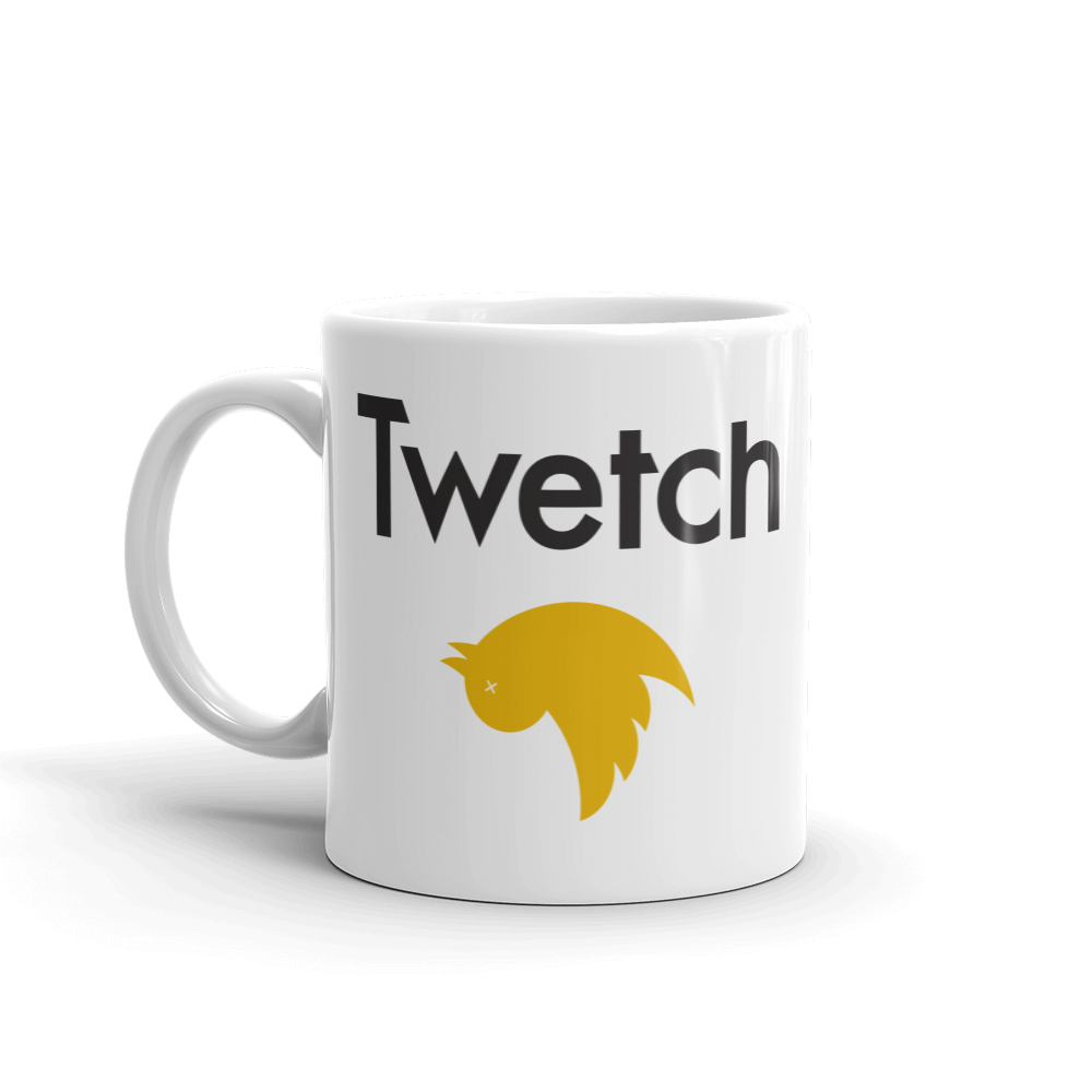 Twetch Bitcoin SV Coffee Mug   - zeroconfs