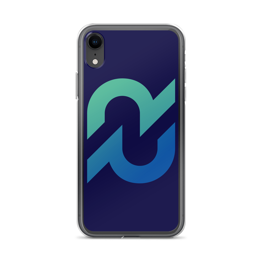 Decred iPhone Case iPhone XR  - zeroconfs
